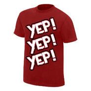 Kevin Owens & Sami Zayn Yep Yep Yep T-Shirt