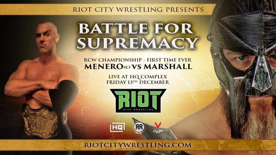 RCW Battle For Supremacy 2019