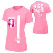 Santino Rise Above Cancer Women's Shirt