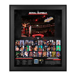 WWE Men's Royal Rumble 2018 20 X 24 Framed Plaque w Ring Canvas.jpg