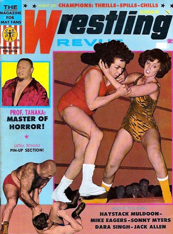 Wrestling Revue - October 1967