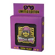 Macho Man Randy Savage Limited Edition Legends Pin