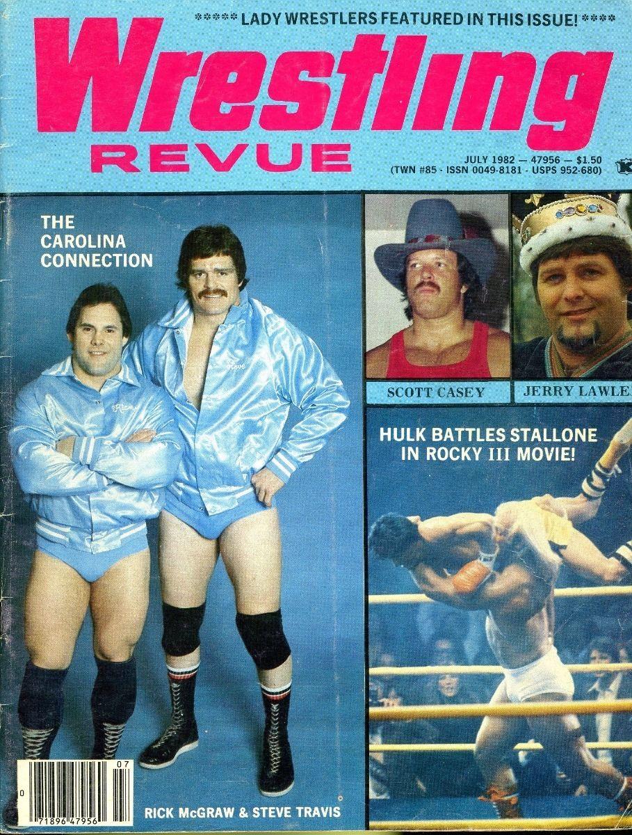 Wrestling Revue - July 1982