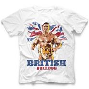 Brittish Bulldog Flag B by 500 Level T-Shirt