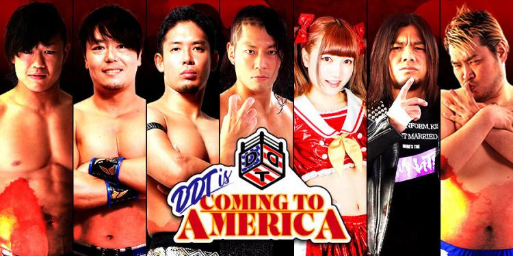 DDT DDT Is Coming To America