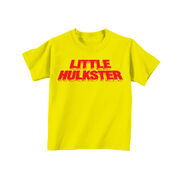 Hullk Hogan Little Hulkster Toddler T-Shirt