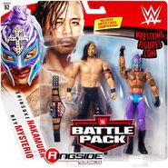 WWE Battle Packs 62 Rey Mysterio & Shinsuke Nakammura