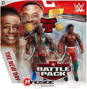 WWE Battle Packs 63 Big E & Xavier Woods
