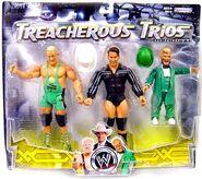 WWE Treacherous Trios 9 Finlay, JBL, & Hornswoggle