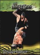 2003 WWE Aggression Undertaker 75