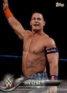 2018 WWE Wrestling Cards (Topps) John Cena 43