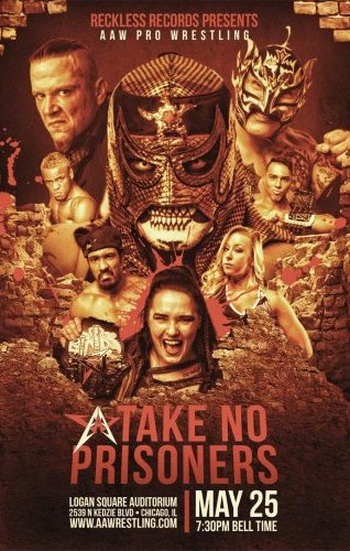 AAW Take No Prisoners 2018