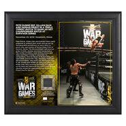 Pete Dunne WarGames 2019 15x17 Limited Edition Plaque