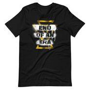 Undisputed Era End of an Era Logo T-Shirt