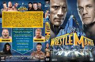 WWE Wrestlemania XXIX - Cover