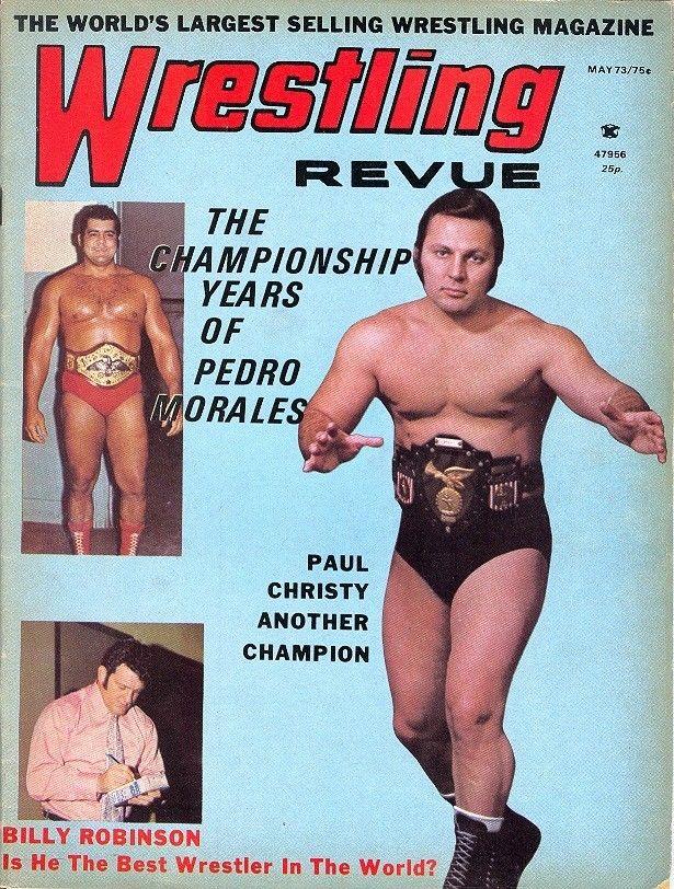 Wrestling Revue - May 1973