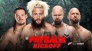 PB 2017 Enzo Amore & Big Cass v Luke Gallows & Karl Anderson