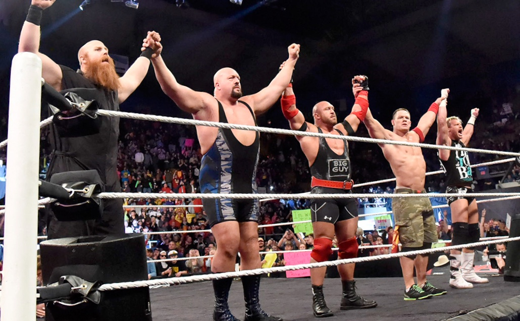 Team Cena (SS '14)