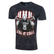Triple H King of Kings Mineral Wash T-Shirt