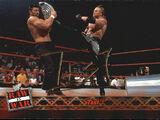 2001 WWF RAW Is War (Fleer) Test (No.18)