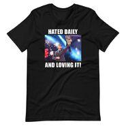 The Miz Hated Daily T-Shirt