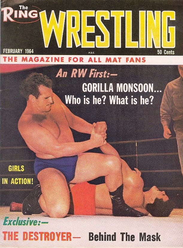 The Ring Wrestling - February 1964