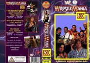 WWF Wrestlemania IX - Cover