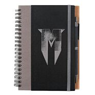 Drew McIntyre Talk Less Clay More Notebook & Pen