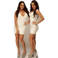 Nikki & Brie Bella Standee