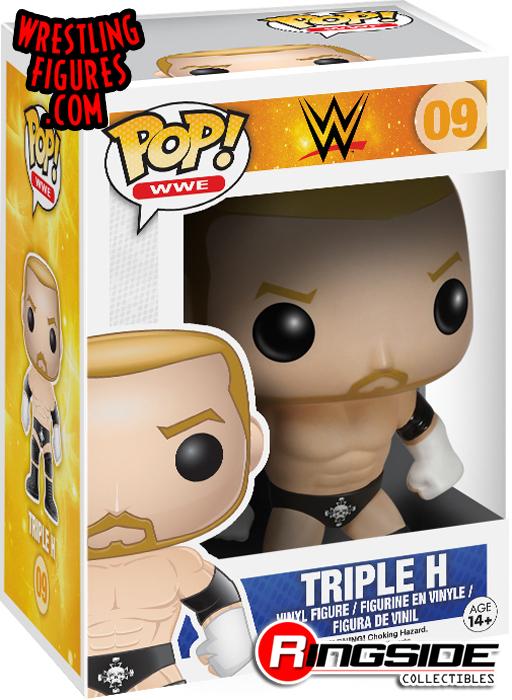 Triple H - Pop WWE Vinyl (Series 2)