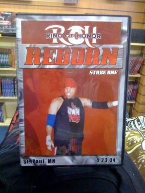 ROH Reborn: Stage One