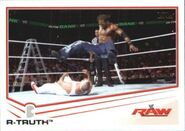 2013 WWE (Topps) R-Truth 30