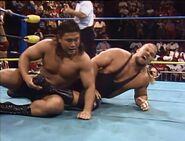 May 22, 1993 WCW Saturday Night 4