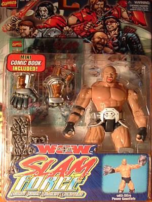 WCW Slam Force 1
