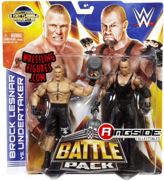 WWE Battle Packs 30