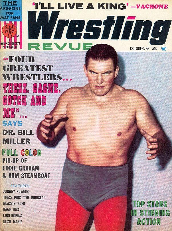 Wrestling Revue - October 1965