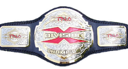 2nd X Division championship