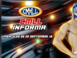 CMLL Informa (September 25, 2019)
