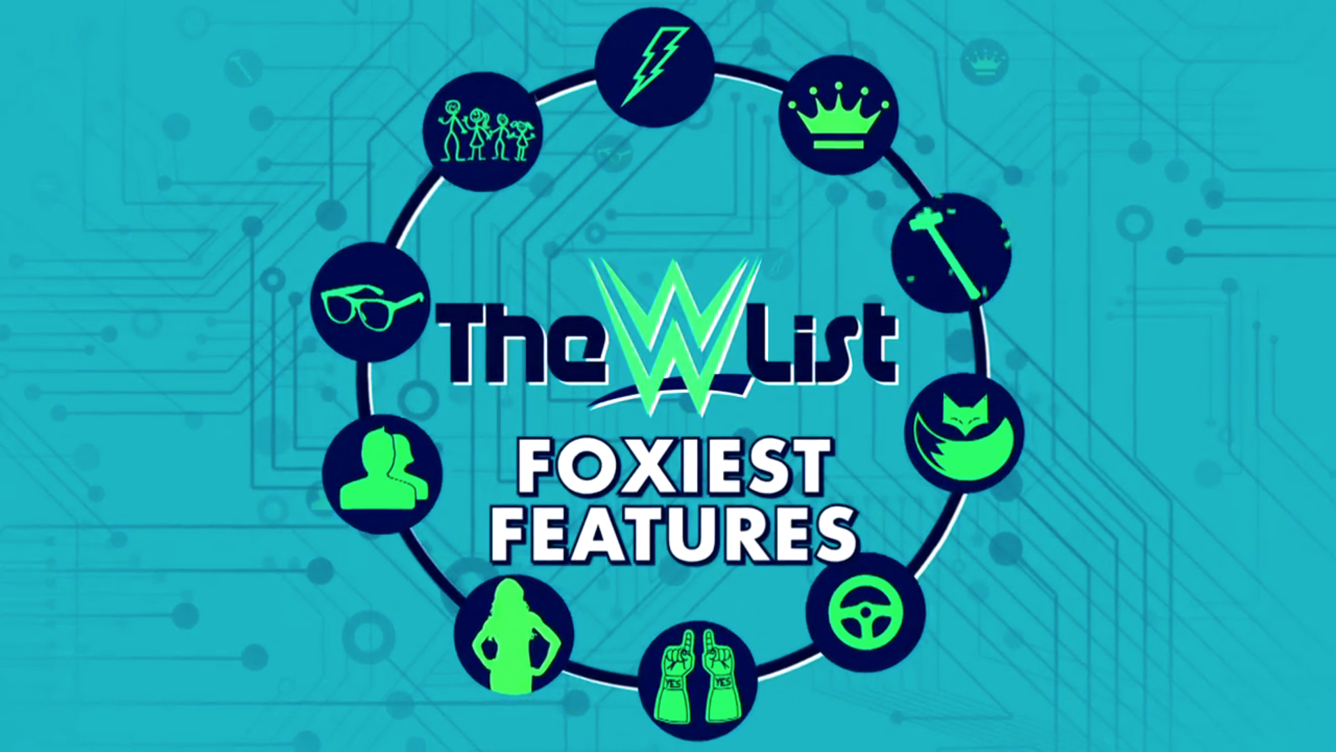 Foxiest Features