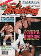 Inside Wrestling - November 1992