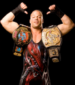 Rob Van Dam WWE Champion