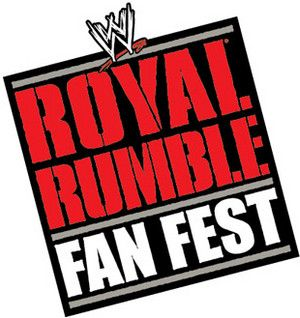 WWE Royal Rumble 2013 Fan Fest