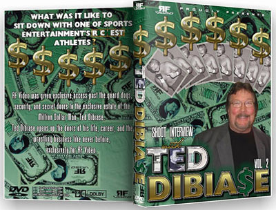 Shoot with Ted DiBiase, Sr.