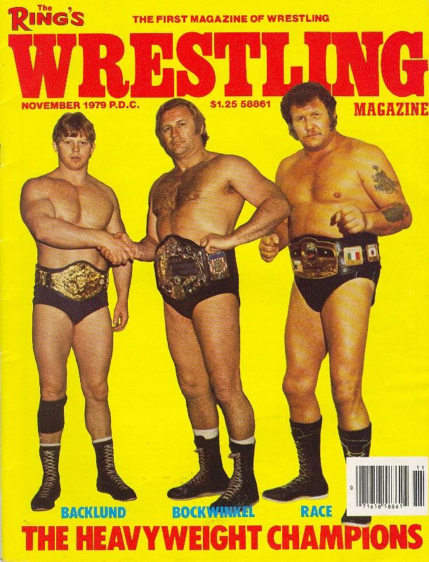 The Ring Wrestling - November 1979