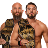 -DIY NXT Tag Team Champions