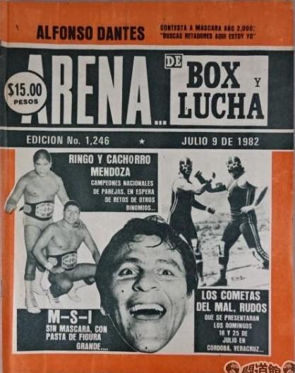 Box y Lucha 1246