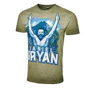 Daniel Bryan The Planet's Champion Vintage Wash T-Shirt