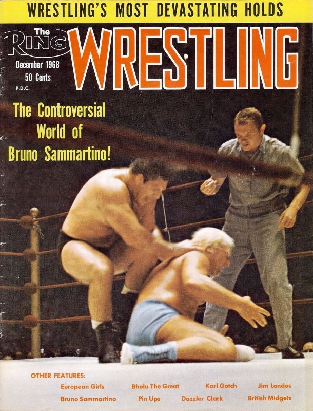 The Ring Wrestling - December 1968