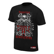 Triple H Destroyer, Creator Authentic T-Shirt