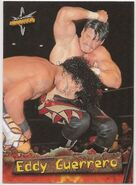 1999 WCW Embossed (Topps) Eddy Guerrero 20